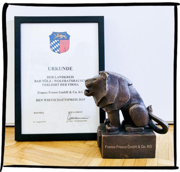 Gustavo-Gusto-Wirtschaftspreis-2019-Rahmen
