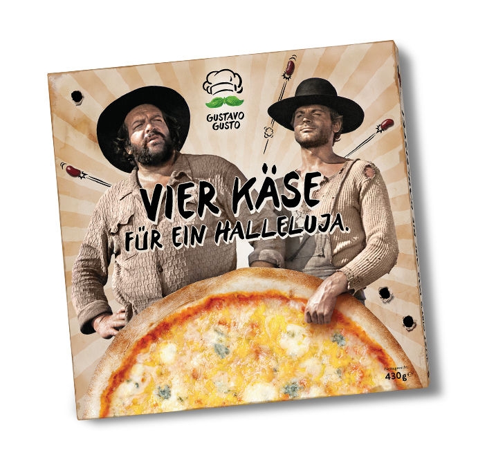 vier kaese pizza gustavo gusto bud spencer terence hill